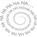 Laughter yoga hahahaha!